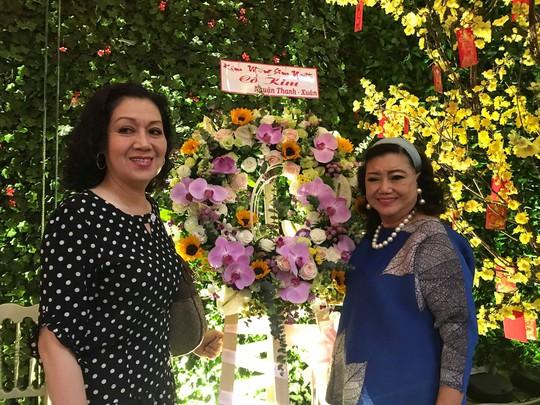 NSND Kim Cương vận động gần 1 tỉ đồng chăm lo Tết cho nghệ sĩ nghèo - Ảnh 3.