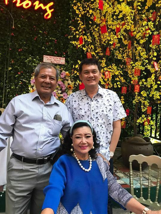 NSND Kim Cương vận động gần 1 tỉ đồng chăm lo Tết cho nghệ sĩ nghèo - Ảnh 2.