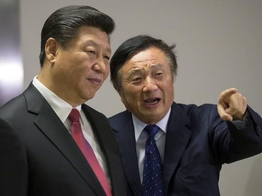 Trải lòng của 'ông trùm viễn thông' Ren Zhengfei - Ảnh 2.