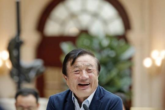 Trải lòng của 'ông trùm viễn thông' Ren Zhengfei - Ảnh 5.