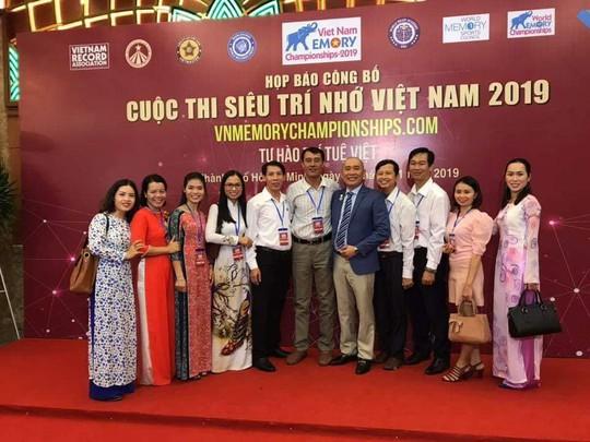 """Khởi động cuộc thi """"Siêu trí nhớ Việt Nam 2019"""" - Ảnh 1."""