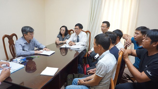 Đại biểu Quốc hội Trương Trọng Nghĩa lên tiếng vụ cưa cây khô bị xử tội trộm cắp - Ảnh 1.
