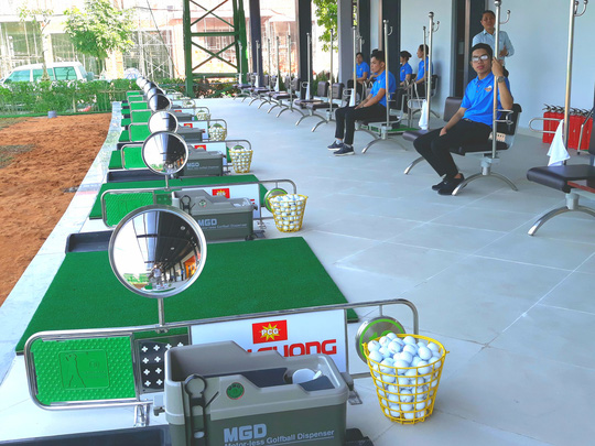 Đảo nhân tạo ở Kiên Giang chính thức đón nhận những cư dân đầu tiên - Ảnh 5.