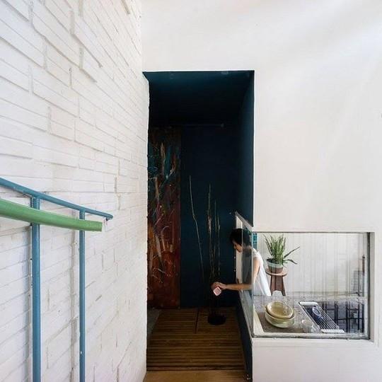 Nhà trong ngõ chỉ 35m2 vẫn thiết kế đẹp như mơ - Ảnh 4.