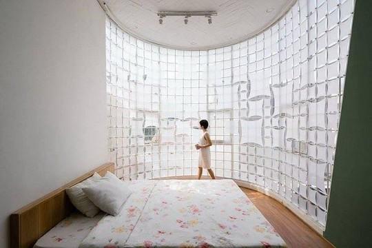 Nhà trong ngõ chỉ 35m2 vẫn thiết kế đẹp như mơ - Ảnh 6.