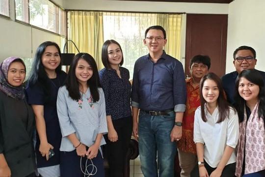 Cựu thống đốc Indonesia sẽ cưới vệ sĩ của vợ cũ - Ảnh 1.