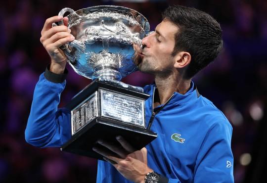 Djokovic - Vua không ngai ở Úc mở rộng - Ảnh 1.