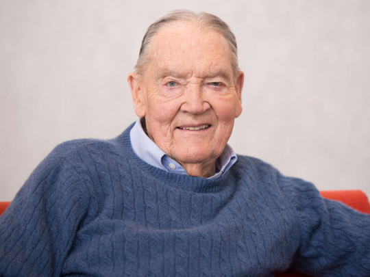 """Cuộc đời của Jack Bogle - """"người hùng"""" trong mắt Warren Buffett - Ảnh 6."""