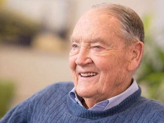 """Cuộc đời của Jack Bogle - """"người hùng"""" trong mắt Warren Buffett - Ảnh 9."""