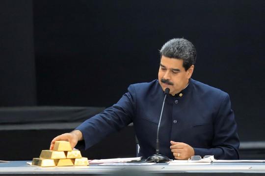 Nhìn từ cuộc chiến vàng ở Venezuela - Ảnh 1.
