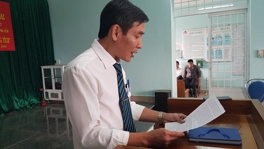 Bảo vệ cha, 1 thanh niên bị TAND Phú Yên kết án oan 1 năm 6 tháng tù - Ảnh 3.