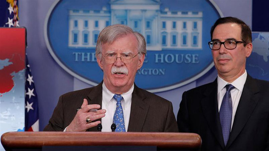 Mỹ trút trừng phạt lên tập đoàn Dầu khí Quốc gia Venezuela - Ảnh 1.