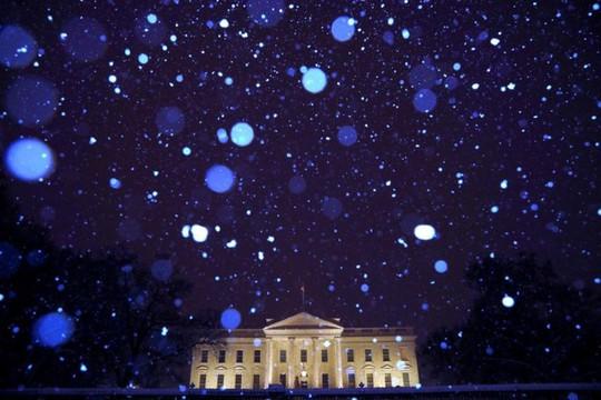 Những khung cảnh mùa đông tuyết phủ trắng xóa đẹp như cổ tích - Ảnh 6.
