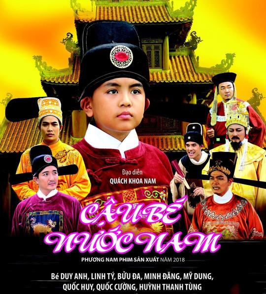 Cậu bé nước Nam - Phim cổ tích Việt ra mắt khán giả - Ảnh 1.