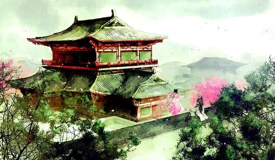 Khúc tình ca trên chùa Thiếu Lâm - Ảnh 1.