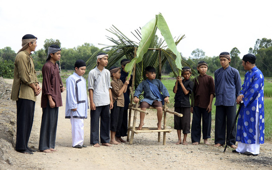 Cậu bé nước Nam - Phim cổ tích Việt ra mắt khán giả - Ảnh 3.