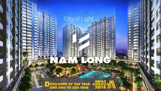 Nam Long đạt danh hiệu Chủ đầu tư của năm - Ảnh 2.