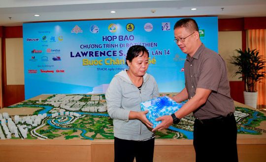 Chương trình Đi bộ Từ thiện Lawrence S. Ting lần 14 – 2019: Bước chân chia sẻ - Ảnh 3.