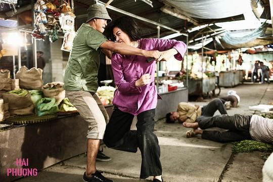 Ngô Thanh Vân bác bỏ tin phim Hai Phượng bị cấm chiếu vì nhiều cảnh bạo lực - Ảnh 1.