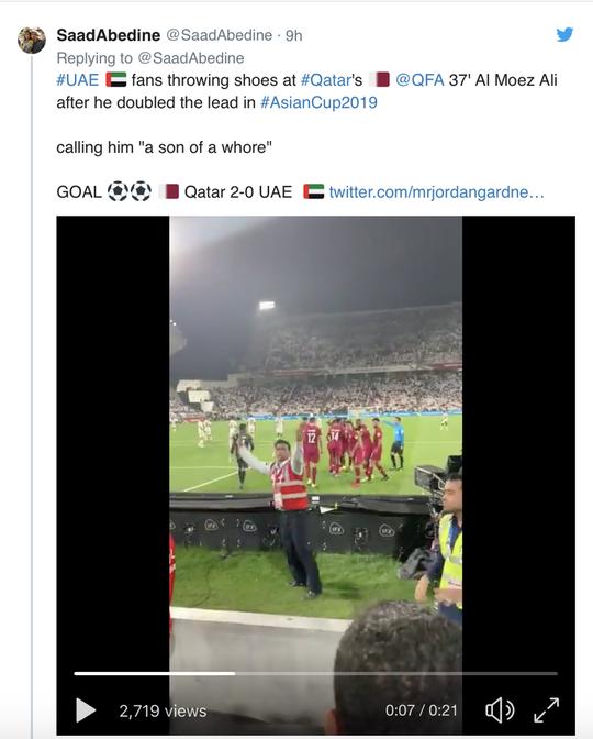 Nỗi hổ thẹn mang tên UAE sau thảm bại ở bán kết Asian Cup - Ảnh 2.