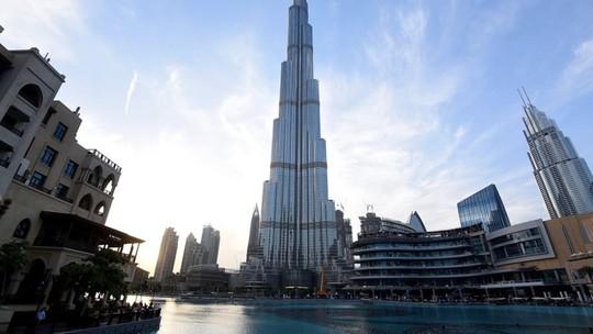 5 tòa nhà chọc trời đang cao nhất thế giới - Ảnh 1.