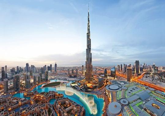 5 tòa nhà chọc trời đang cao nhất thế giới - Ảnh 2.