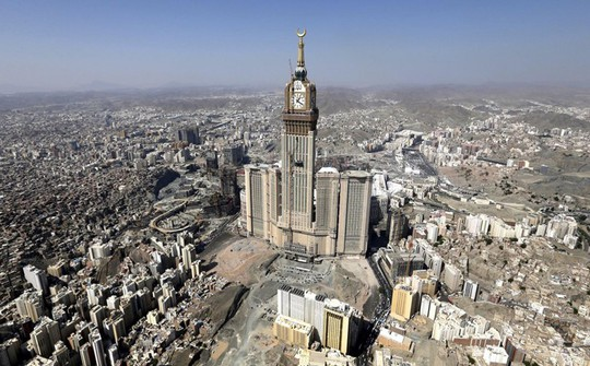 5 tòa nhà chọc trời đang cao nhất thế giới - Ảnh 6.