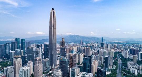 5 tòa nhà chọc trời đang cao nhất thế giới - Ảnh 7.