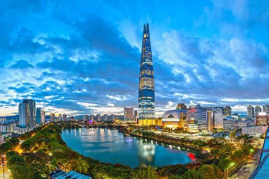 5 tòa nhà chọc trời đang cao nhất thế giới - Ảnh 10.
