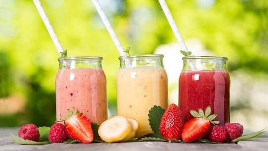 Phương pháp giảm cân với sinh tố không gây hại cơ thể - Ảnh 2.
