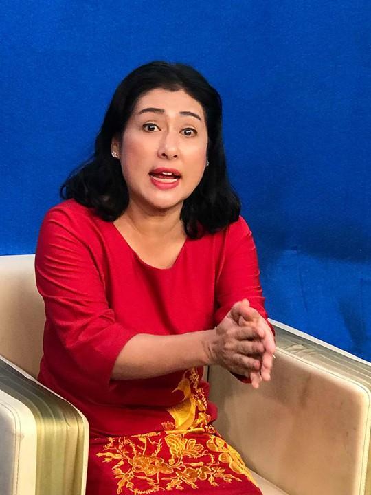 Nghệ sĩ Minh Nhí – Thanh Thủy đau đầu khi nghĩ về chiến lược đào tạo diễn viên trẻ - Ảnh 3.