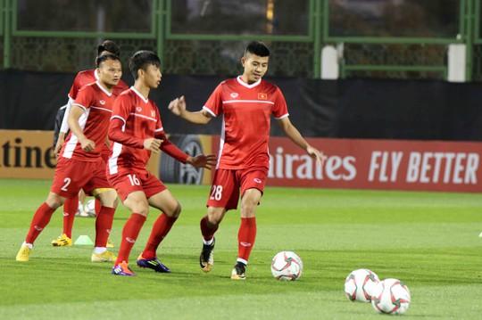 Tiền đạo HAGL bị loại trước ngày tuyển Việt Nam đá Iraq - Ảnh 1.