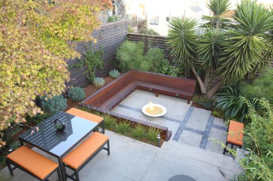 Những thiết kế vườn trên sân thượng đẹp mát mắt - Ảnh 6.