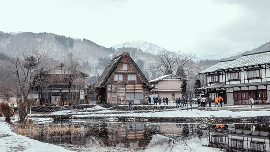 Tới Nhật Bản thăm làng cổ, nơi bộ truyện Doraemon ra đời - Ảnh 1.