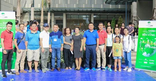 DKRA Việt Nam đồng hành cùng Quỹ Ban công Xanh - Ảnh 1.