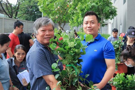 DKRA Việt Nam đồng hành cùng Quỹ Ban công Xanh - Ảnh 3.
