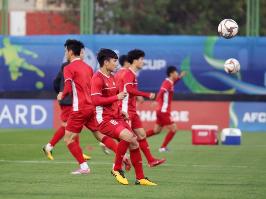 Asian Cup 2019: Việt Nam tự tin trước đối thủ mạnh - Ảnh 1.