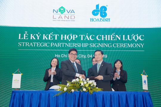 Năm 2019, Novaland hợp tác với các thương hiệu hàng đầu Việt Nam - Ảnh 1.