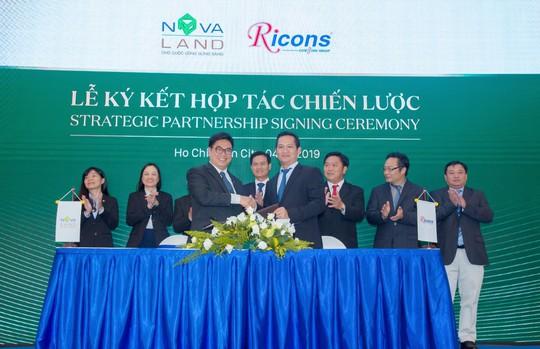 Năm 2019, Novaland hợp tác với các thương hiệu hàng đầu Việt Nam - Ảnh 2.