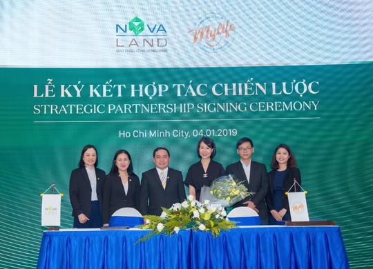 Năm 2019, Novaland hợp tác với các thương hiệu hàng đầu Việt Nam - Ảnh 4.