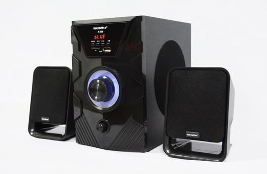 SoundMax A-826: Nhỏ mà có võ - Ảnh 2.