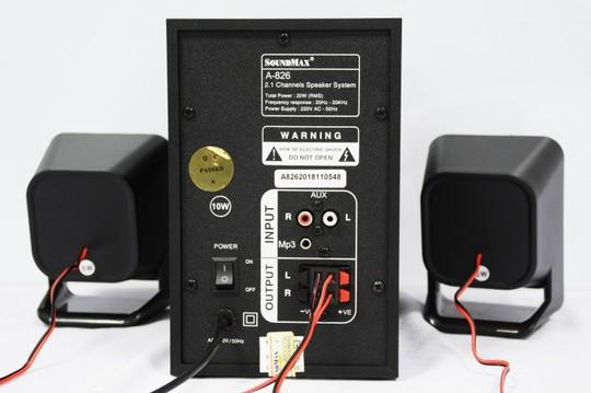 SoundMax A-826: Nhỏ mà có võ - Ảnh 3.