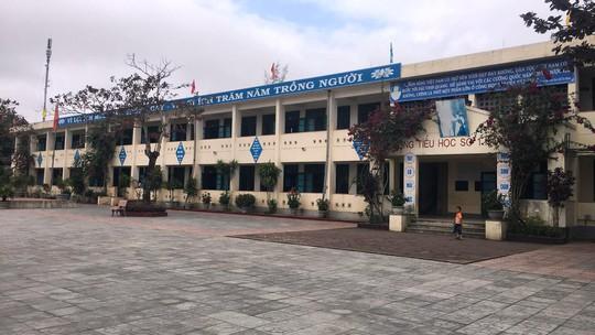 Vụ cô giáo tát học sinh lớp 1 nhập viện ở Quảng Bình: Công an vào cuộc - Ảnh 3.