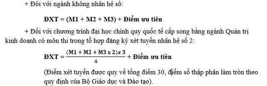 Trường ĐH Ngân hàng TP HCM không sử dụng kết quả miễn thi ngoại ngữ - Ảnh 1.