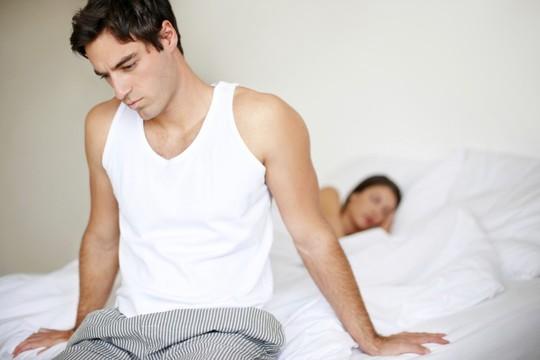 Lý do bất ngờ khiến quý ông thất thủ trên giường - Ảnh 1.