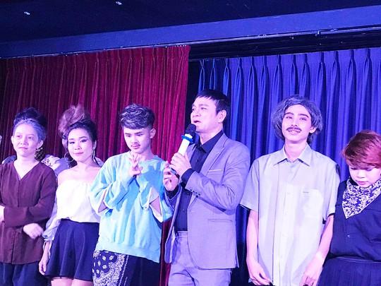 Nghệ sĩ Quốc Thảo dốc sức vì đội ngũ diễn viên trẻ - Ảnh 1.