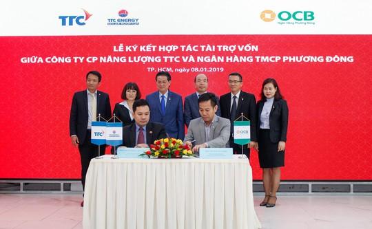 TTC và OCB hợp tác hỗ trợ tài chính cho ngành mía đường - Ảnh 1.