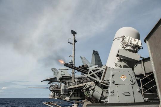 Bị tướng Trung Quốc dọa đánh chìm tàu sân bay, Mỹ sẽ làm gì? - Ảnh 3.