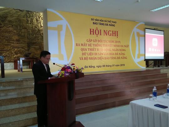 Ra mắt Ngân hàng dữ liệu di sản văn hóa Đà Nẵng - Ảnh 1.