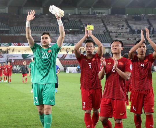 HLV Park Hang-seo: Văn Lâm đứng sai vị trí - Ảnh 1.
